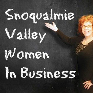 Events | Jacqueline Fairbrass | Snoqualmie Valley Women In Business