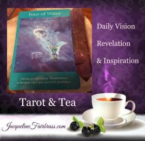 Tarot Tea | Jacqueline Fairbrass | Angel Card Reading | Daily Divination Diva