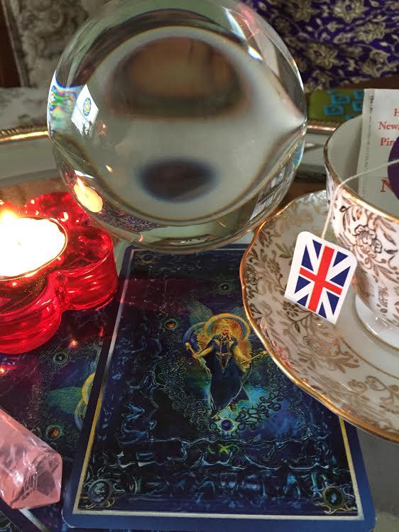 Tarot-Tea | Tarot & Tea | Tarot Readings | Jacqueline Fairbrass | Feeling Absolutely Fabulous