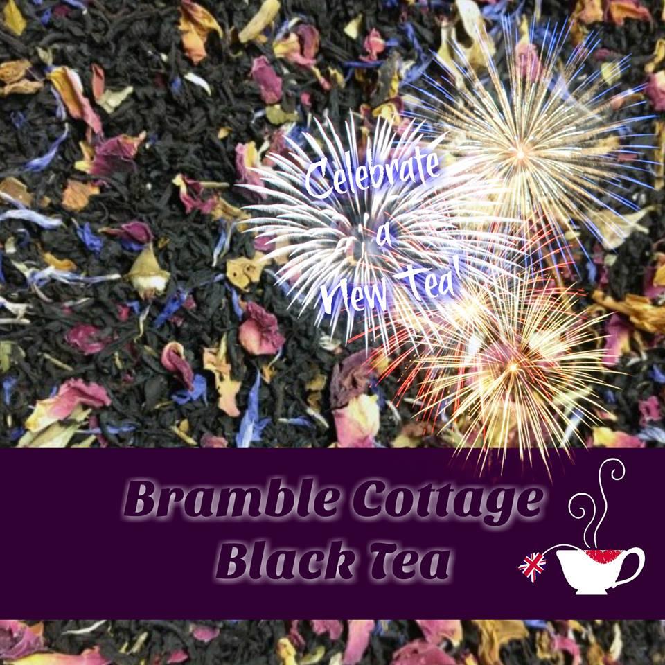 Bramble Cottage Black Tea | Feeling Absolutely Fabulous | Tarot & Tea