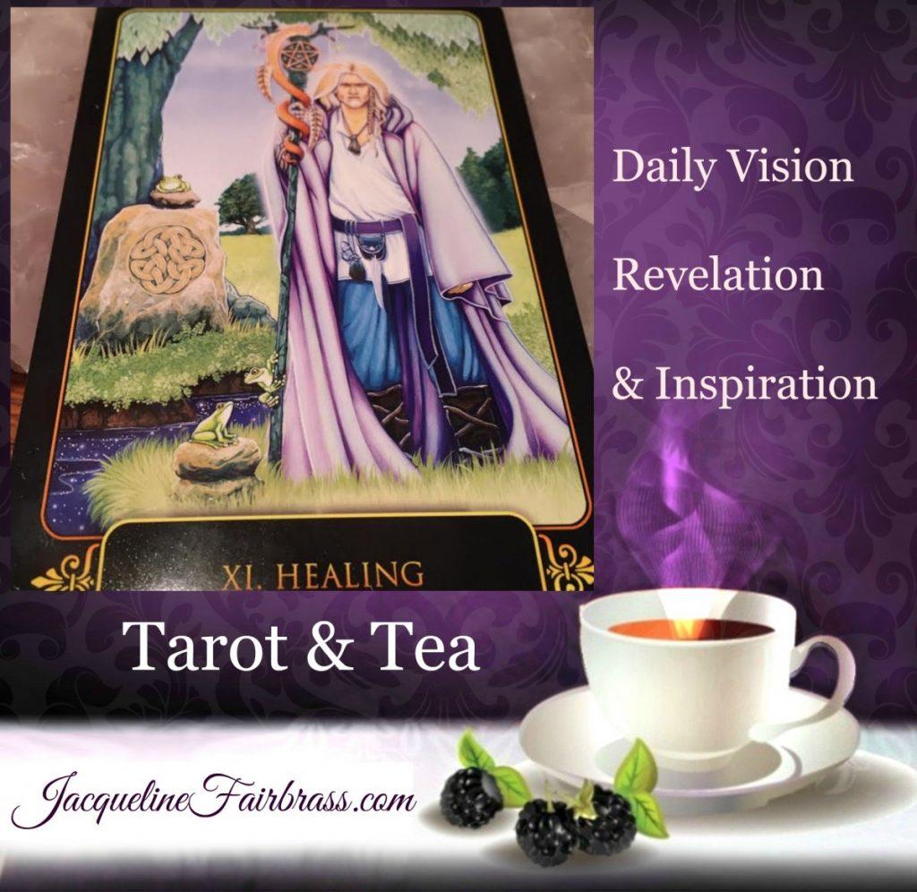 Grateful | Healing | Choose Happy | Tarot & Tea | Feeling Absolutely Fabulous | Jacqueline Fairbrass
