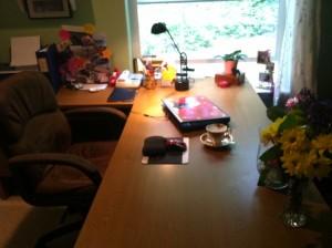 Choose Happy Jacqueline Fairbrass desk