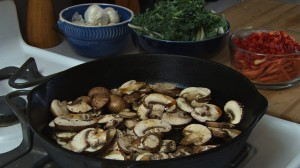 Mushrooms | Jacqueline Fairbrass | Favorite Things