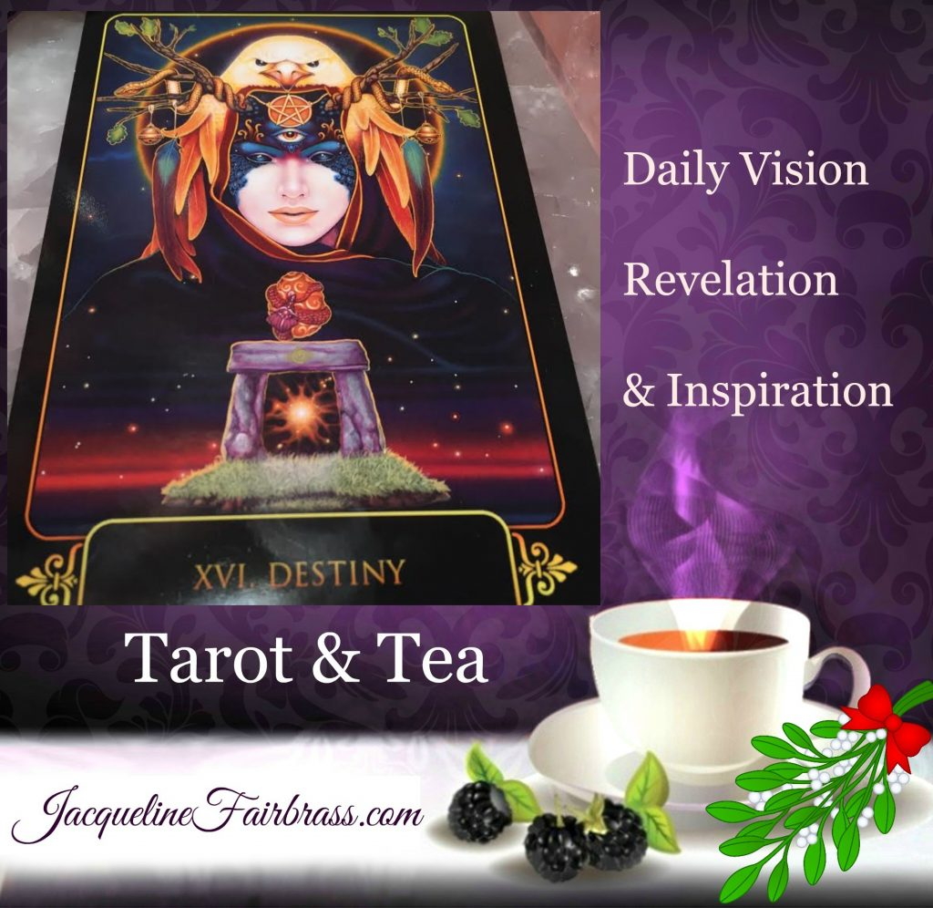 Jacqueline Fairbrass | Tarot & Tea | Oracle | Tarot | Destiny