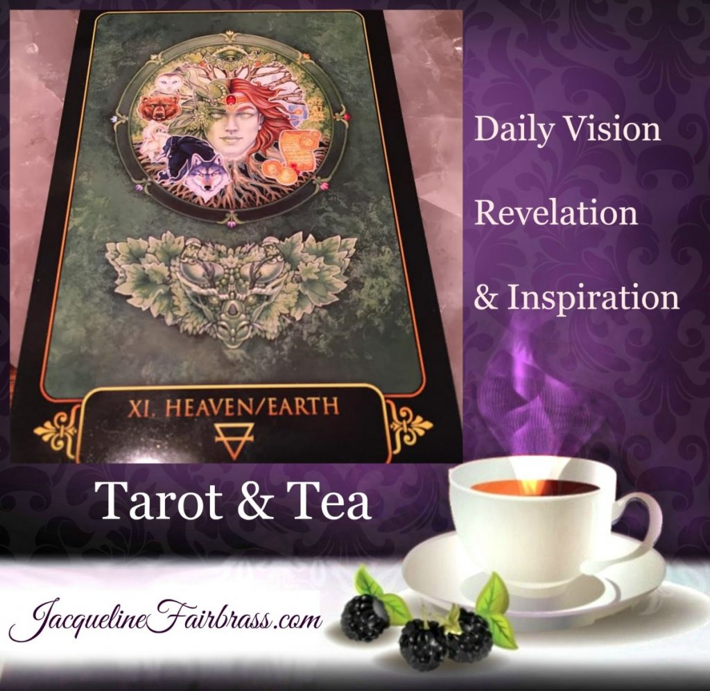 Separation | As Above So Below | Tarot & Tea | Eleven of Earth | Feeling Absolutely Fabulous | Jacqueline Fairbrass