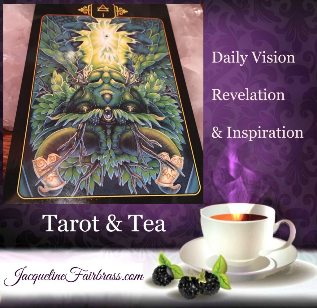 Ace of Earth Reversed | Ace of Pentacles | Tarot & Tea | Consequences | Feeling Absolutely Fabulous | Jacqueline Fairbrass | Daily Oracle