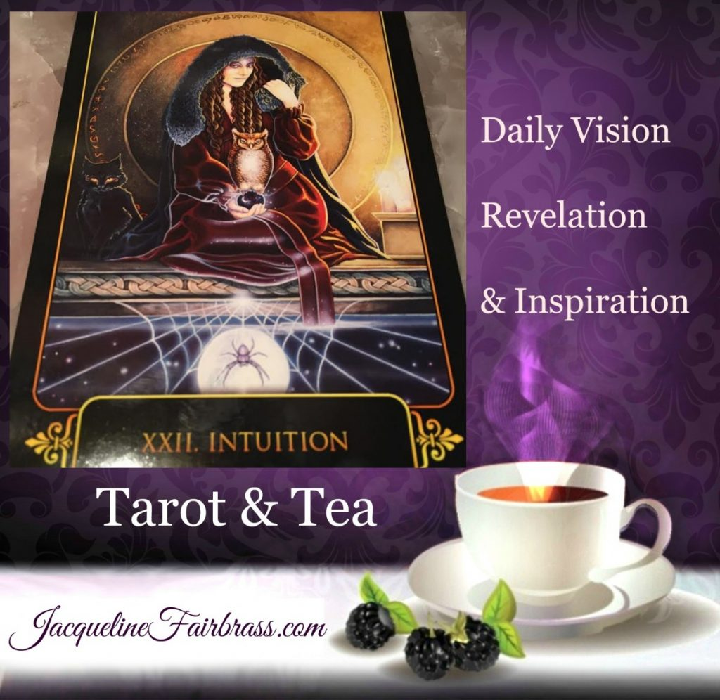 Mystery | Magic | meditation | Herbs | Tarot & Tea | Jacqueline Fairbrass | Feeling Absolutely Fabulous