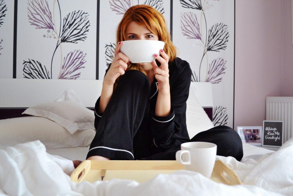 Jacqueline Fairbrass | Pajamas | Movie-Night | Movie Night |Me Time | Feeling Absolutely Fabulous