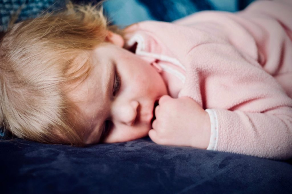 children hypnotherapy sleeping